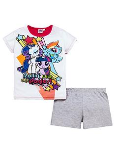 my-little-pony-girls-shorty-pyjamas