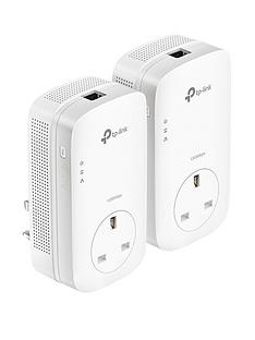 tp-link-1300m-12gb-powerline-with-pass--throught-1lan-port