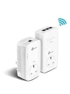 tp-link-1300m-powerline-with-pass-through-3-lan-ports-ac1350-wifi