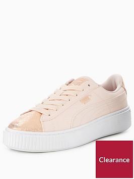 puma-basket-platform-canvas-pinknbsp