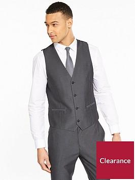 v-by-very-slim-herringbone-waistcoat-charcoalnbsp