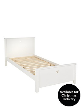 gracie-single-bed-with-optional-mattress