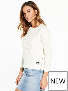 superdry-3d-boxy-sweat-top-liner-white