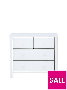 Novara 2 + 2 Drawer Chest