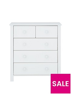 Novara 3 + 2 Chest of Drawers