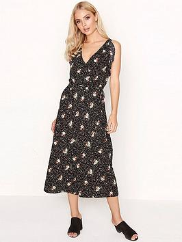 girls-on-film-black-ditsy-printed-culotte-jumpsuit