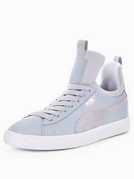 Puma Basket Fierce - Pale Blue