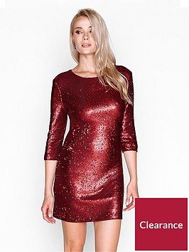 girls-on-film-sequin-bodyconnbspmini-dress-matt-red