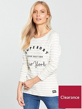 superdry-applique-raglan-striped-top-grey-marlnbsp