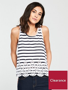 superdry-pacific-broderie-stripe-tank