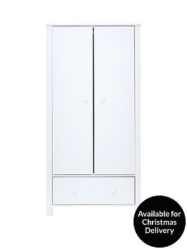 novara-2-door-1-drawer-wardrobe