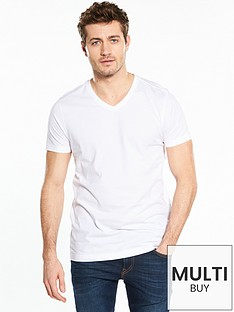 v-by-very-short-sleeve-v-neck-tee