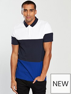 v-by-very-colour-block-polo