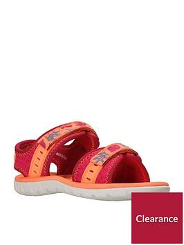 clarks-baby-girls-surfing-skies-sandalsnbsp--berry
