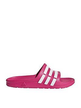 adidas-duramo-childrens-slider-sandal