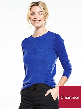 v-by-very-supersoft-crew-neck-jumper-blue