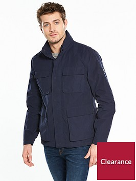 v-by-very-mens-concealed-hood-cargo-jacket-navy