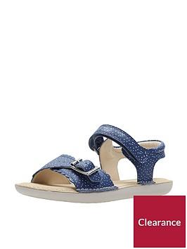 clarks-ivy-blossom-infant-sandals-navy