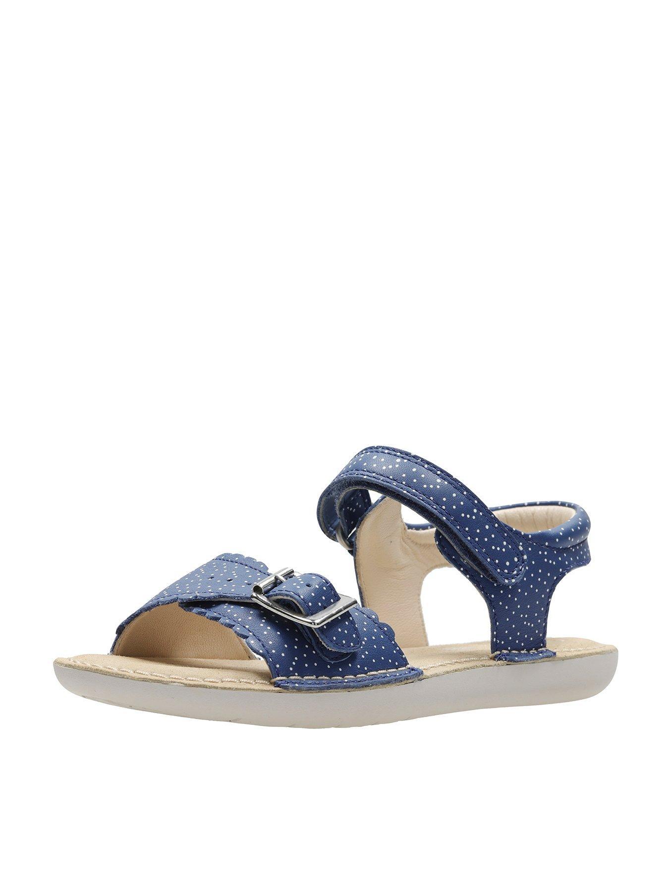 clarks baby sandals uk