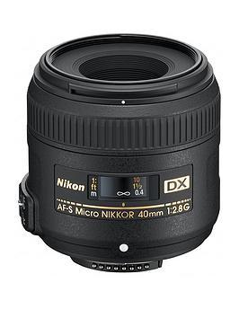 Nikon 40Mm F/2.8G Ed