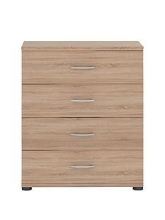 Madrid 4 Drawer Chest