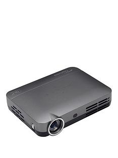 optoma-ml330-grey-projector