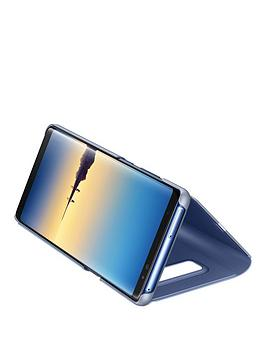 samsung-note-8-clear-view-standing-cover-deep-blue