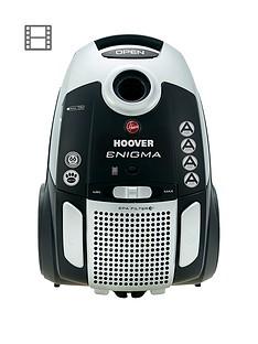 hoover-enigma-pets-te70en21-bagged-cylinder-vacuum-cleaner-silverblack