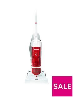 hoover-smart-th31-sm01nbspbagless-upright-vacuumnbspcleaner-whitered