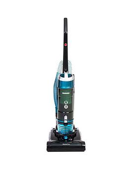 Hoover Breeze Evo Th31 Bo01 Upright Vacuum Cleaner - Blue/Black