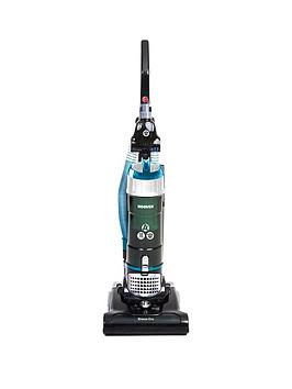 Hoover Breeze Evo Pets Th31 Bo02 Upright Vacuum Cleaner - Blue/Black