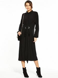 v-by-very-ity-midi-shirt-dress-black