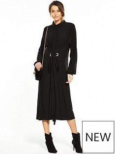 v-by-very-ity-midi-shirt-dress-black