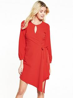 v-by-very-wrap-dress