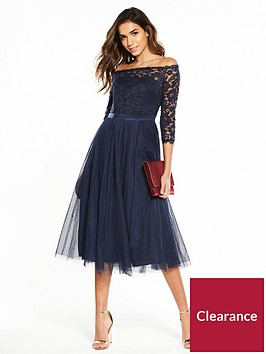 v-by-very-bridesmaid-lace-bardot-tulle-prom-dress-navy