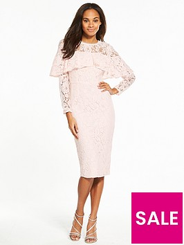 v-by-very-long-sleeve-frill-lace-pencil-dress