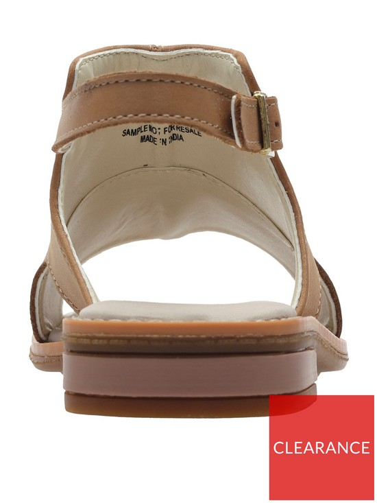 d4608e0e4ba1 ... Clarks Darcy Lily Girls Sandals - Tan. View larger