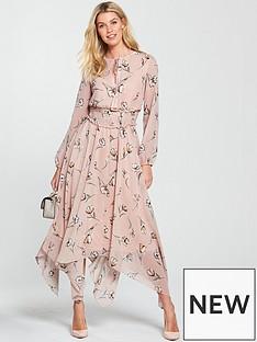 v-by-very-floral-printed-midi-dress