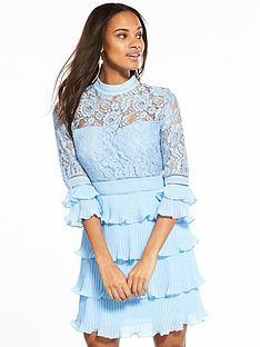 v-by-very-lace-bodice-pleated-skirt