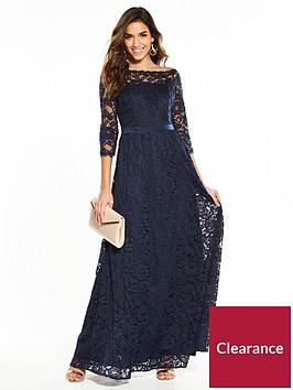 v-by-very-bridesmaid-lace-maxi-dress-navy