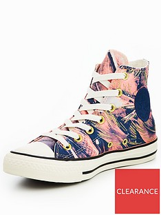 converse-chuck-taylor-all-star-feather-print-hi-tops-pink-multinbsp