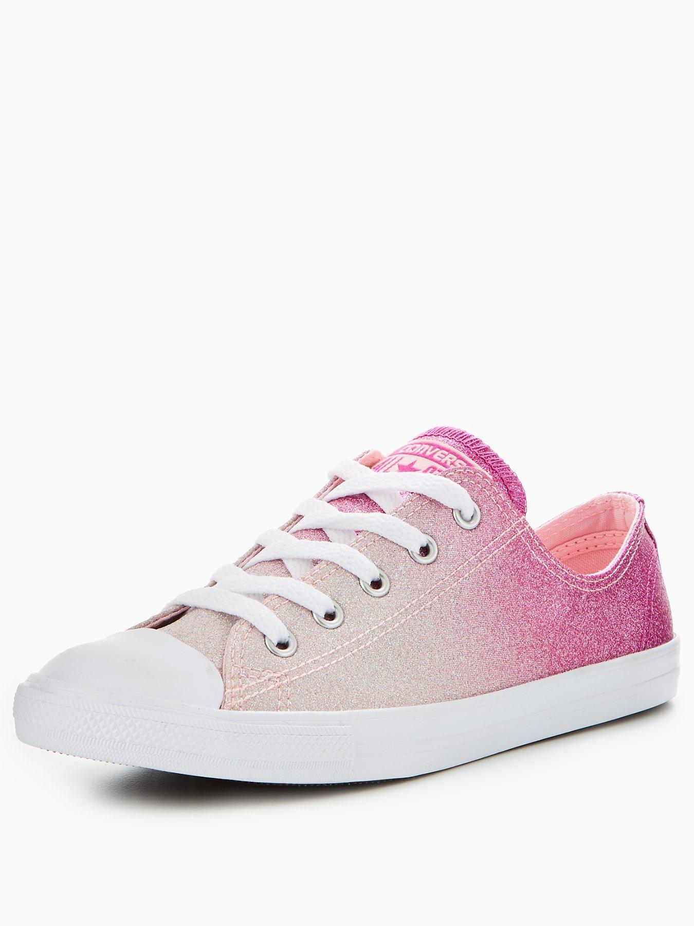 converse all star ox quilted metallic