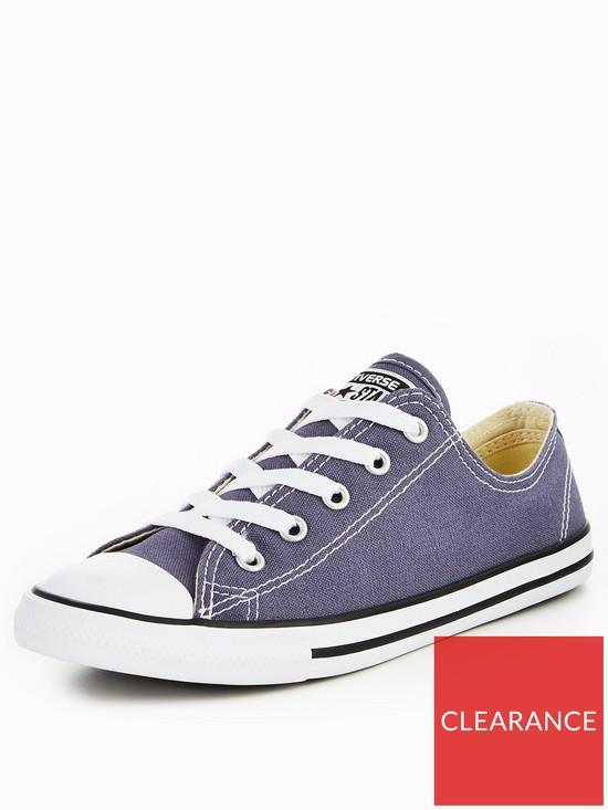Converse Converse Chuck Taylor All Star Dainty Canvas Color Ox ... cf347707e