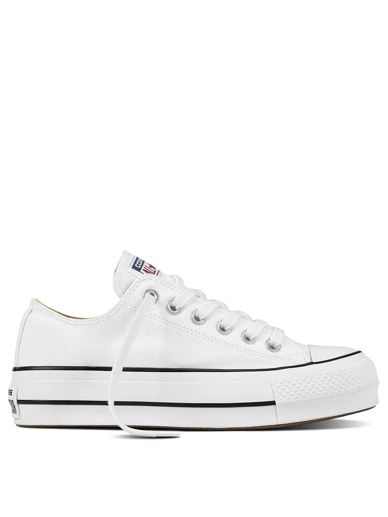 Converse Chuck Taylor All Star Lift Platform Ox
