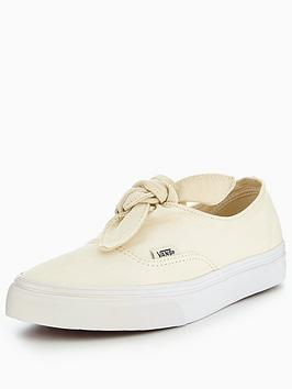 vans-ua-authentic-knotted-off-whitenbsp