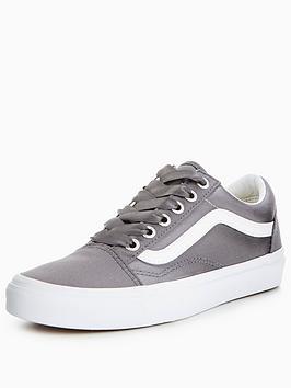vans-old-skool-satin-luxnbsp--greywhitenbsp