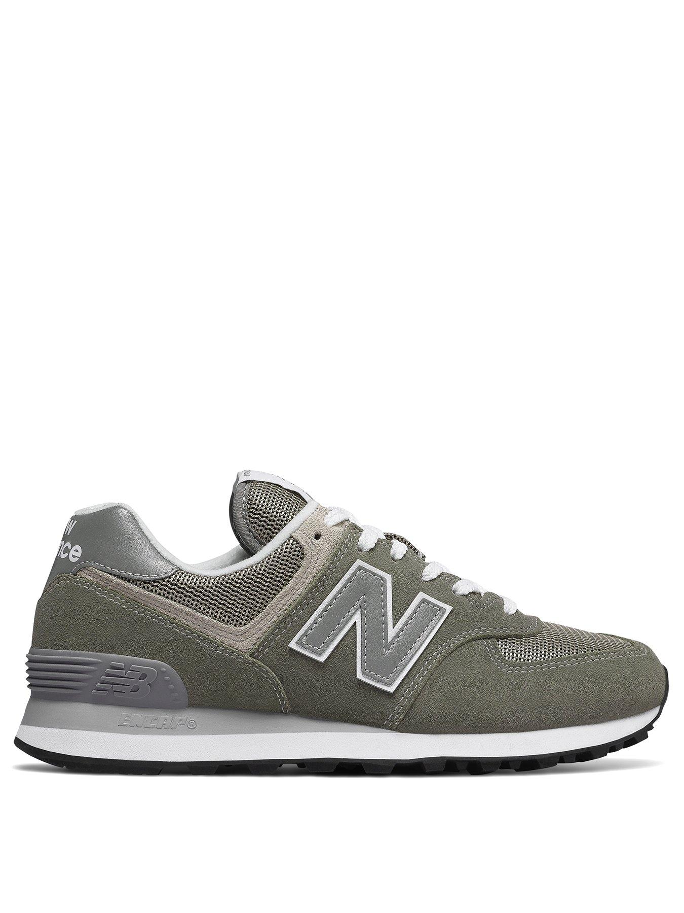 New Balance 574 - Grey Day