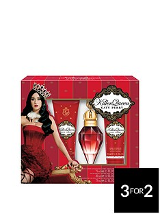 katy-perry-katy-perry-killer-queen-30ml-edp-shower-gel-body-lotion-gift-set