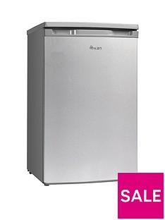 swan-sr70170s-50cm-under-counter-freezer-silver