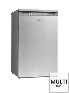 swan-sr70170s-50cmnbspwide-under-counter-freezer-silver